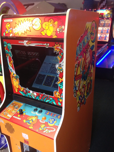 Picture of Donkey Kong 3