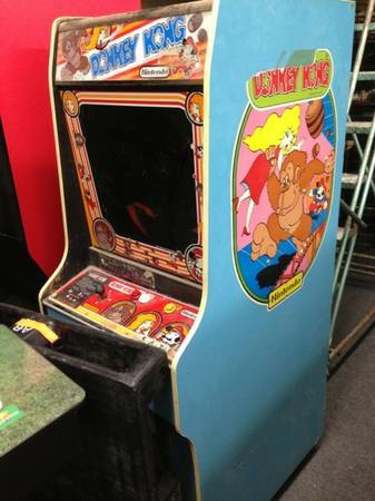 Picture of Donkey Kong Used