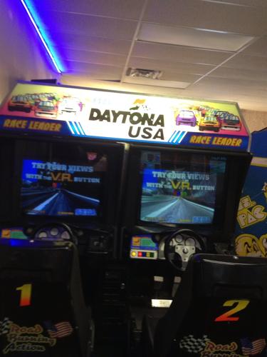 Picture of Daytona USA (Twin)