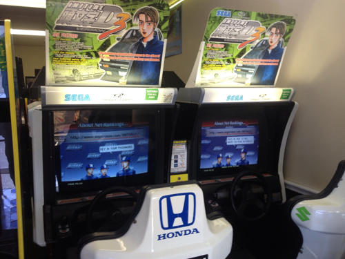 Picture of Initial D3 (Twin)