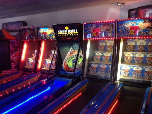 Picture of Skee-Ball