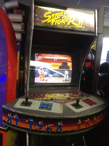 Picture of Street Fighter 2 Limited Edition