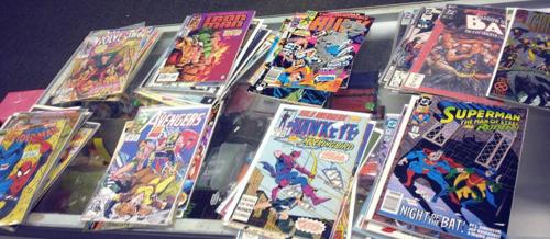 Picture of Comic Books