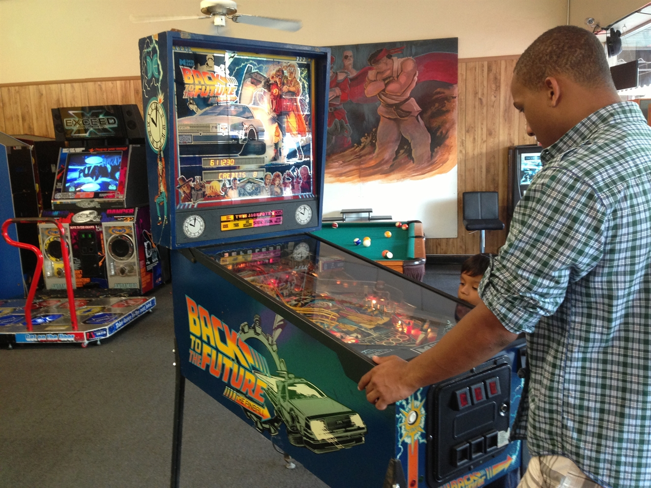 Picture of Back To The Future Pinball
