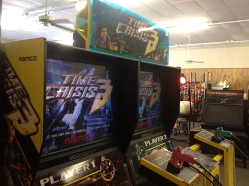 Picture of Time Crisis 3 (Twin)