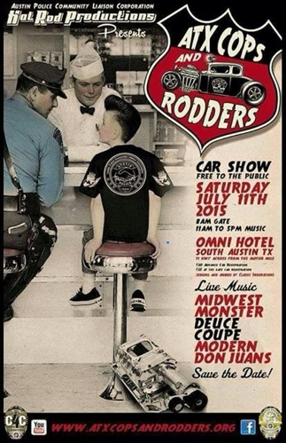 Picture of Cops and Rodders Car Show