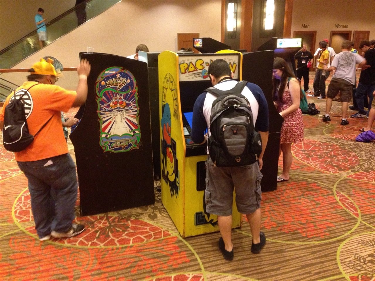 Picture of Galaga