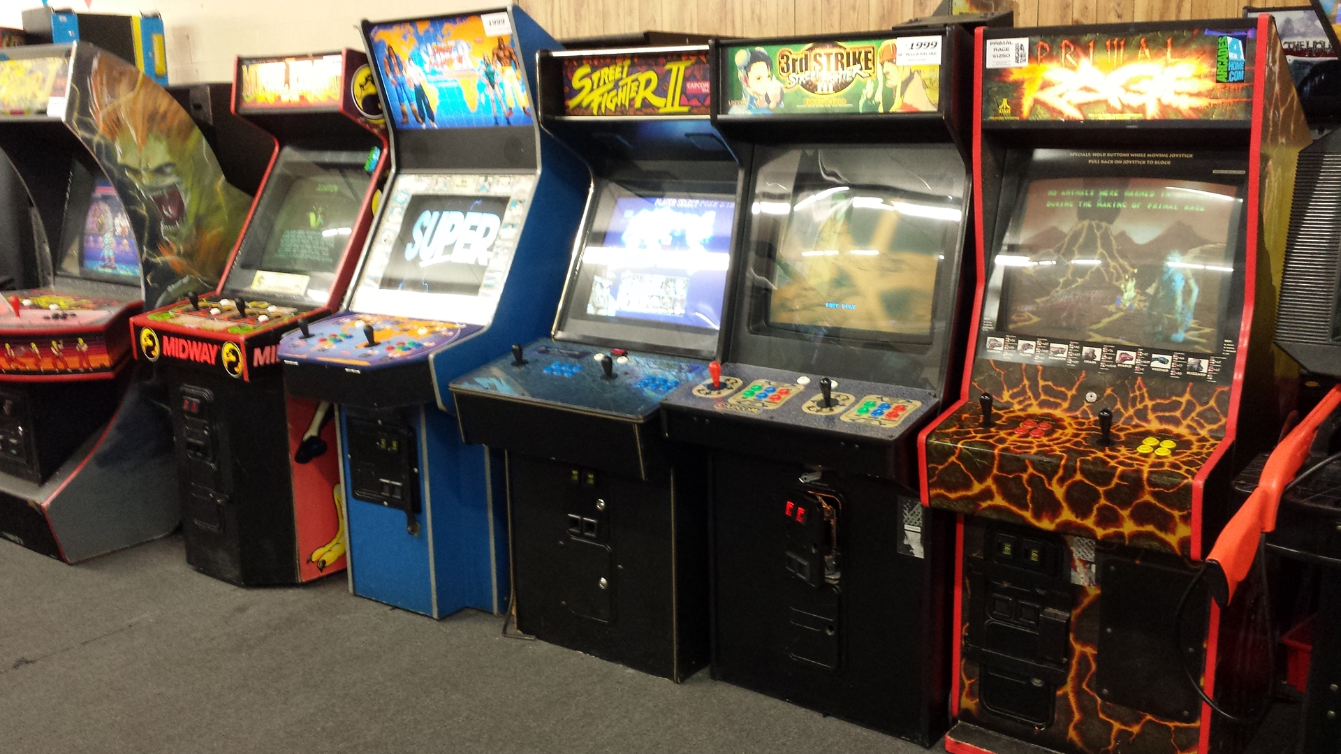 Picture of Street Fighter 3 Third Strike