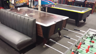 Picture of Wood Dynamo Air Hockey