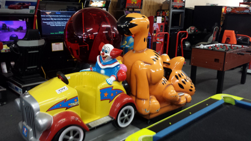 Picture of Kiddie Ride