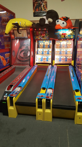 Picture of Basket Fever SkeeBall