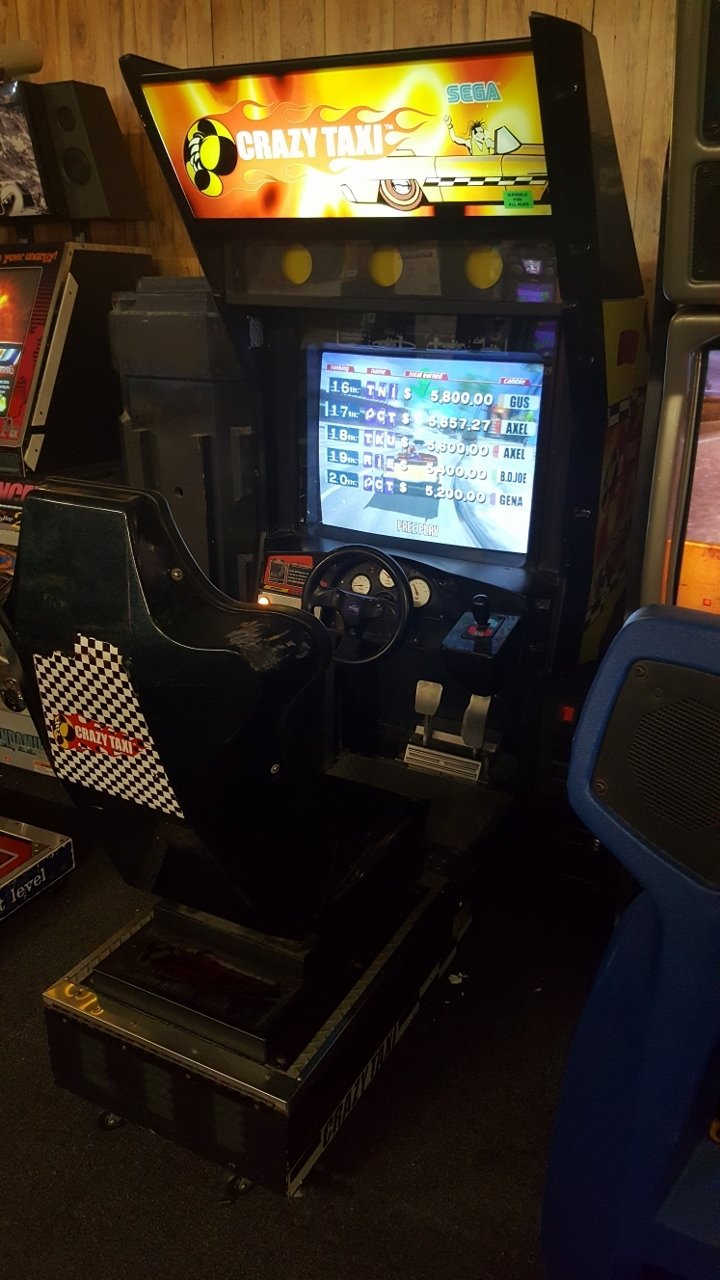 Picture of Crazy Taxi