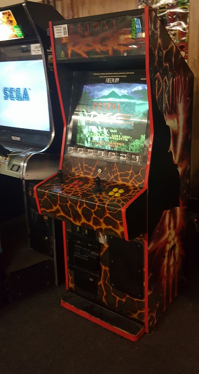 Picture of Primal Rage