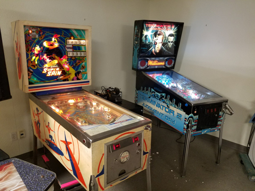 Picture of Super Spin Pinball