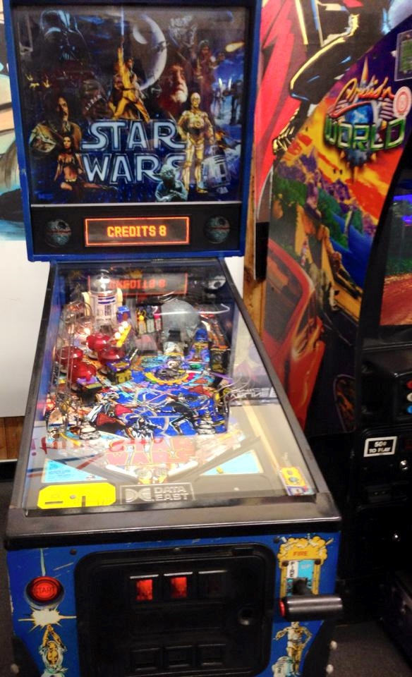 Picture of Star Wars Pinball