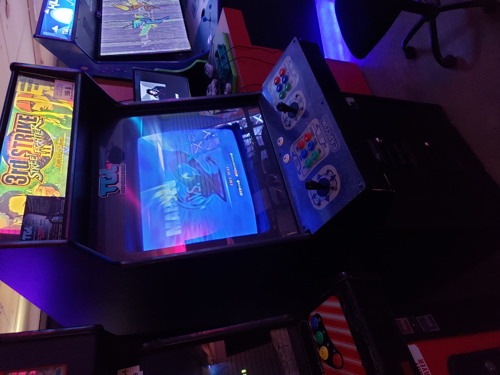 Picture of Street Fighter 3rd Strike