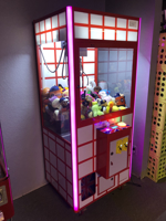 Picture of English Claw Machine