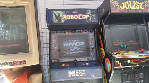 Picture of RoboCop