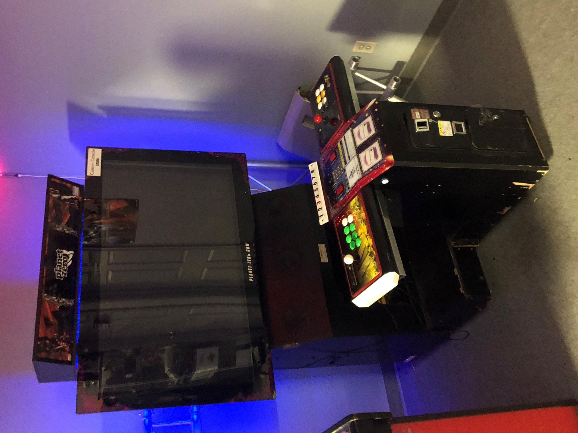 Picture of Xbox Custom Arcade Cabinet