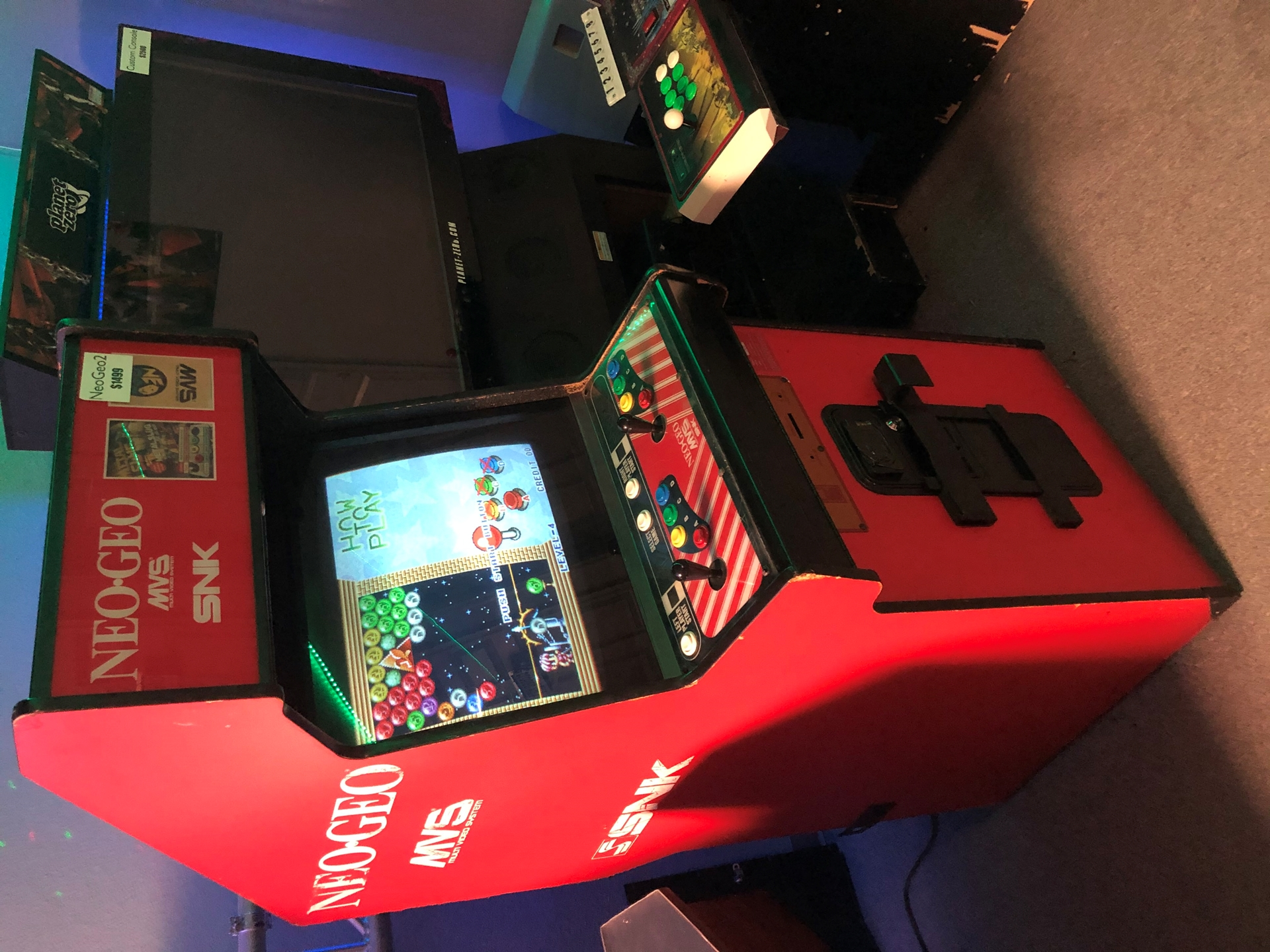 Picture of Neo Geo