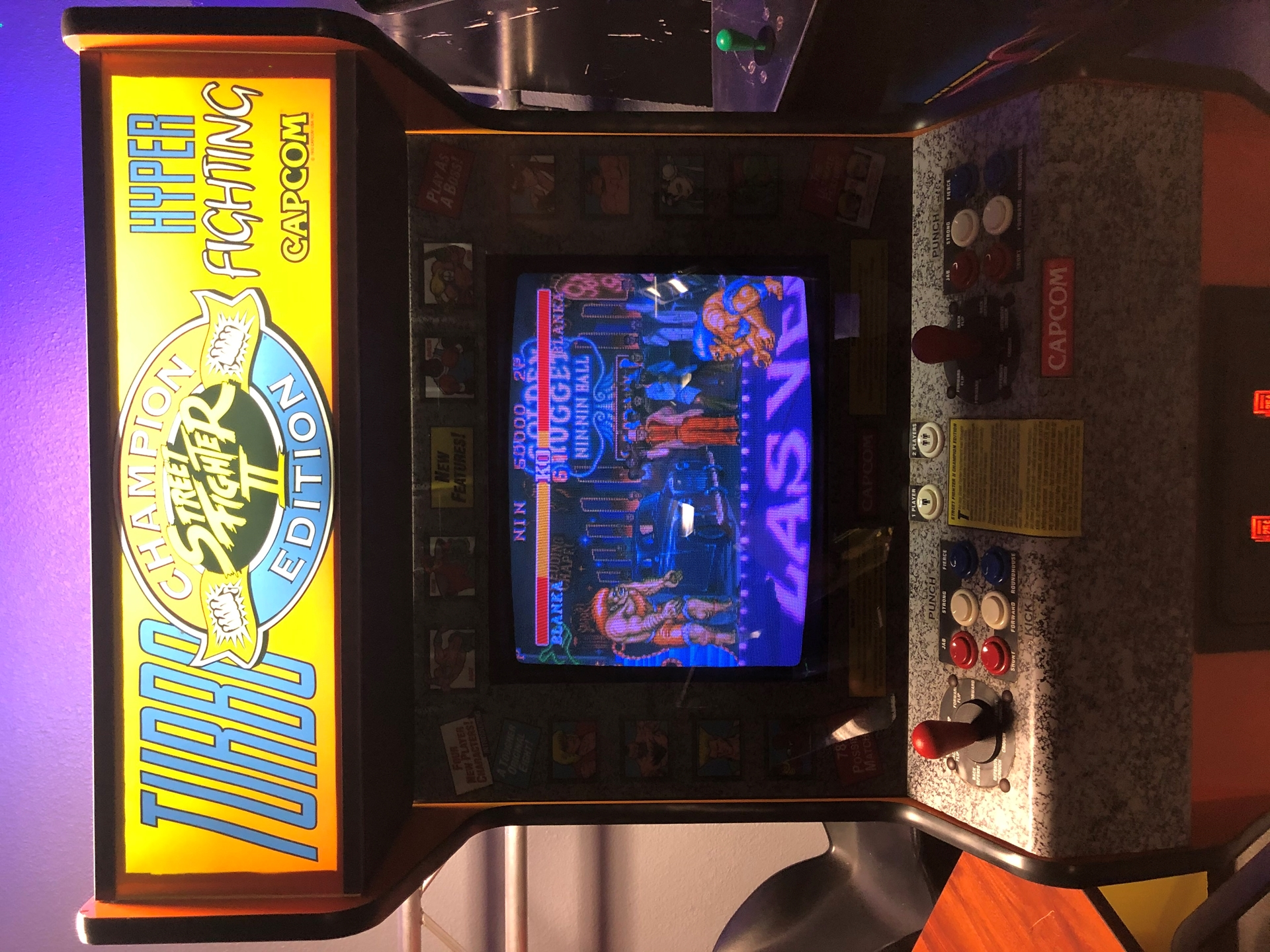 Picture of Street Fighter II: Hyper Fighting