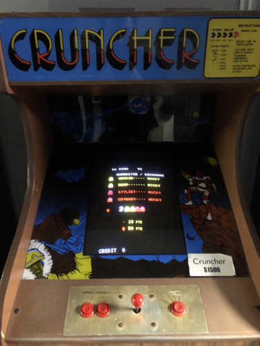 Picture of Cruncher
