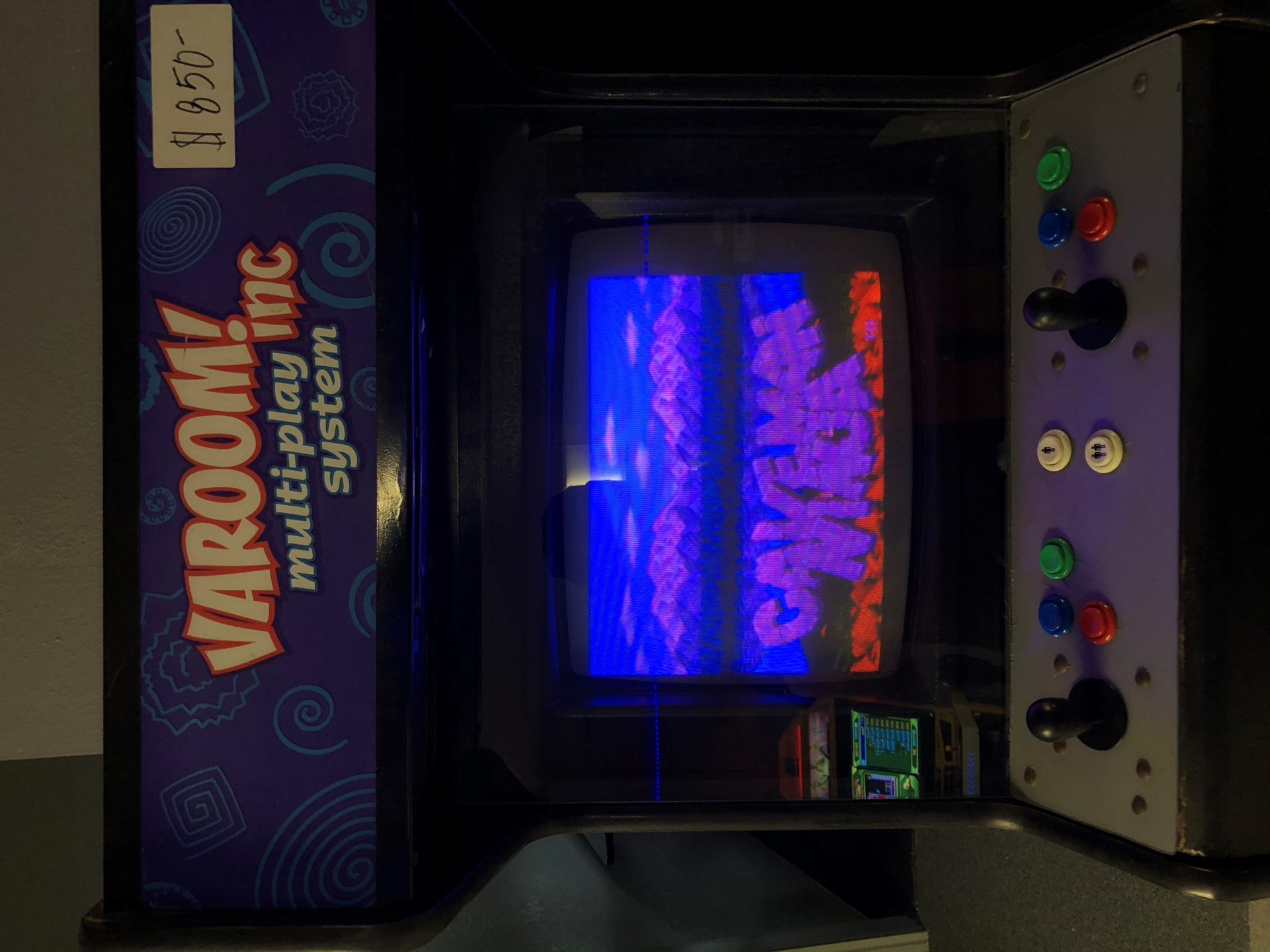 Picture of Varoom! Multiplay System