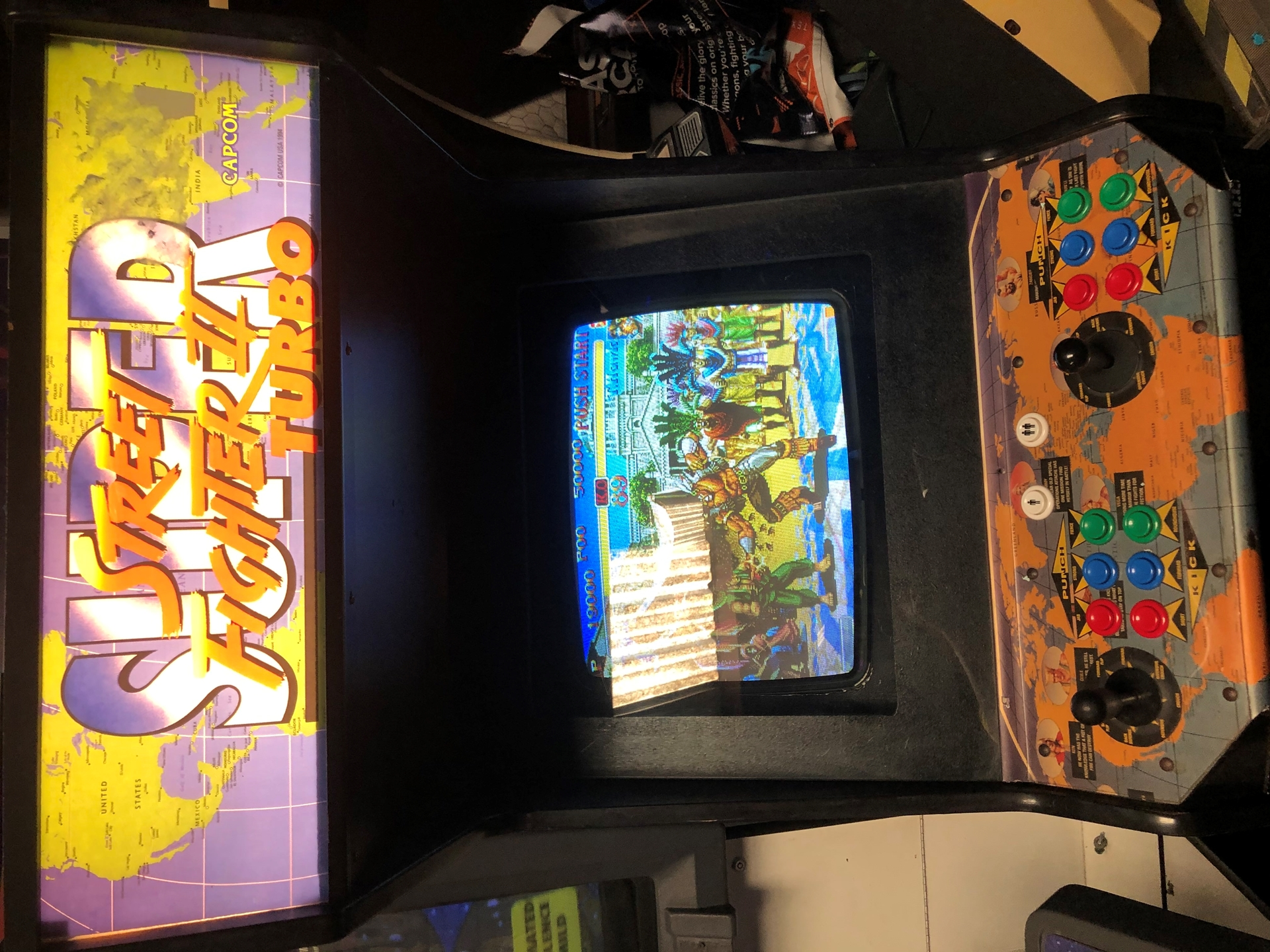Picture of Super Street Fighter II Turbo