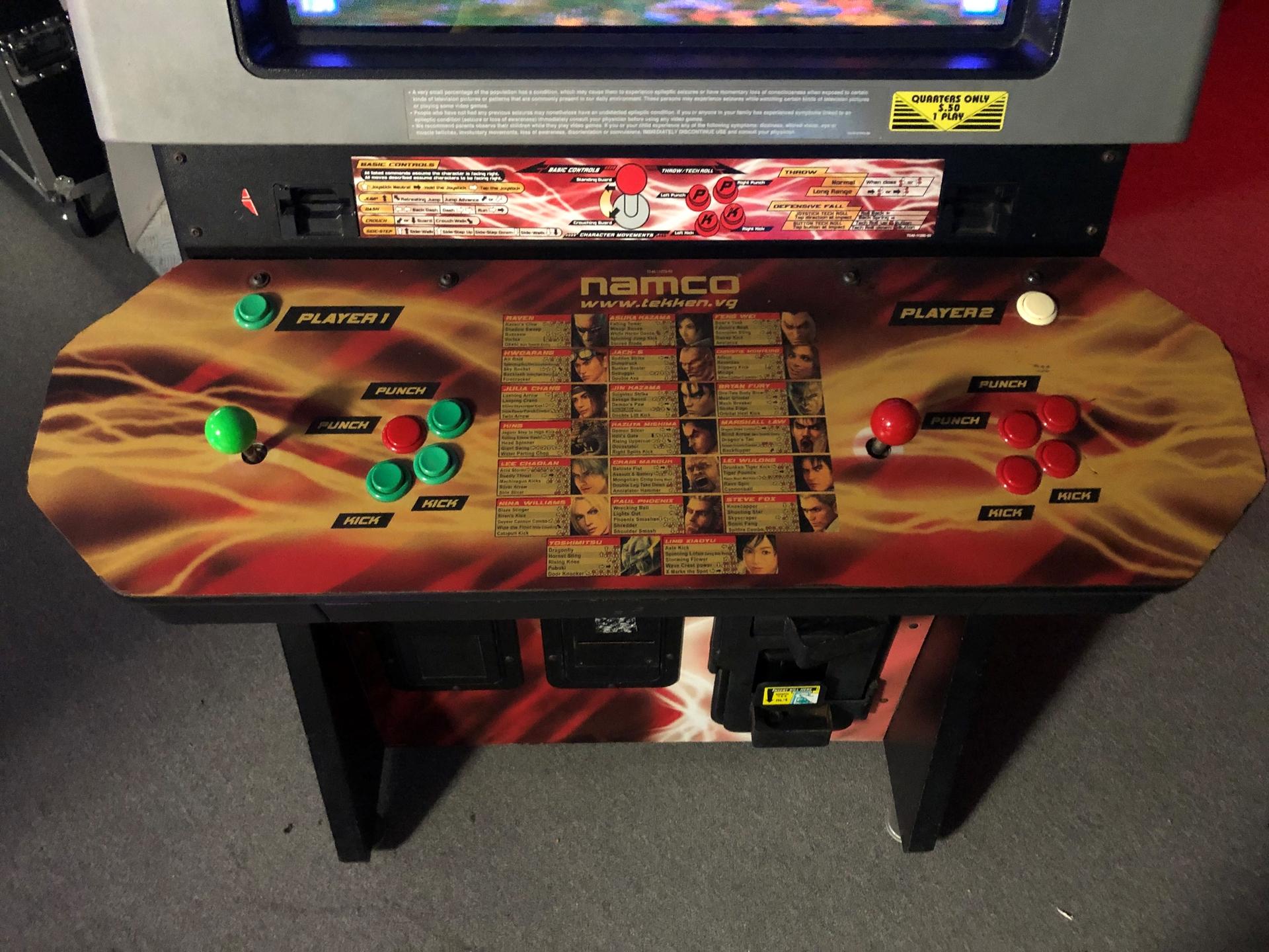 Picture of Tekken 5