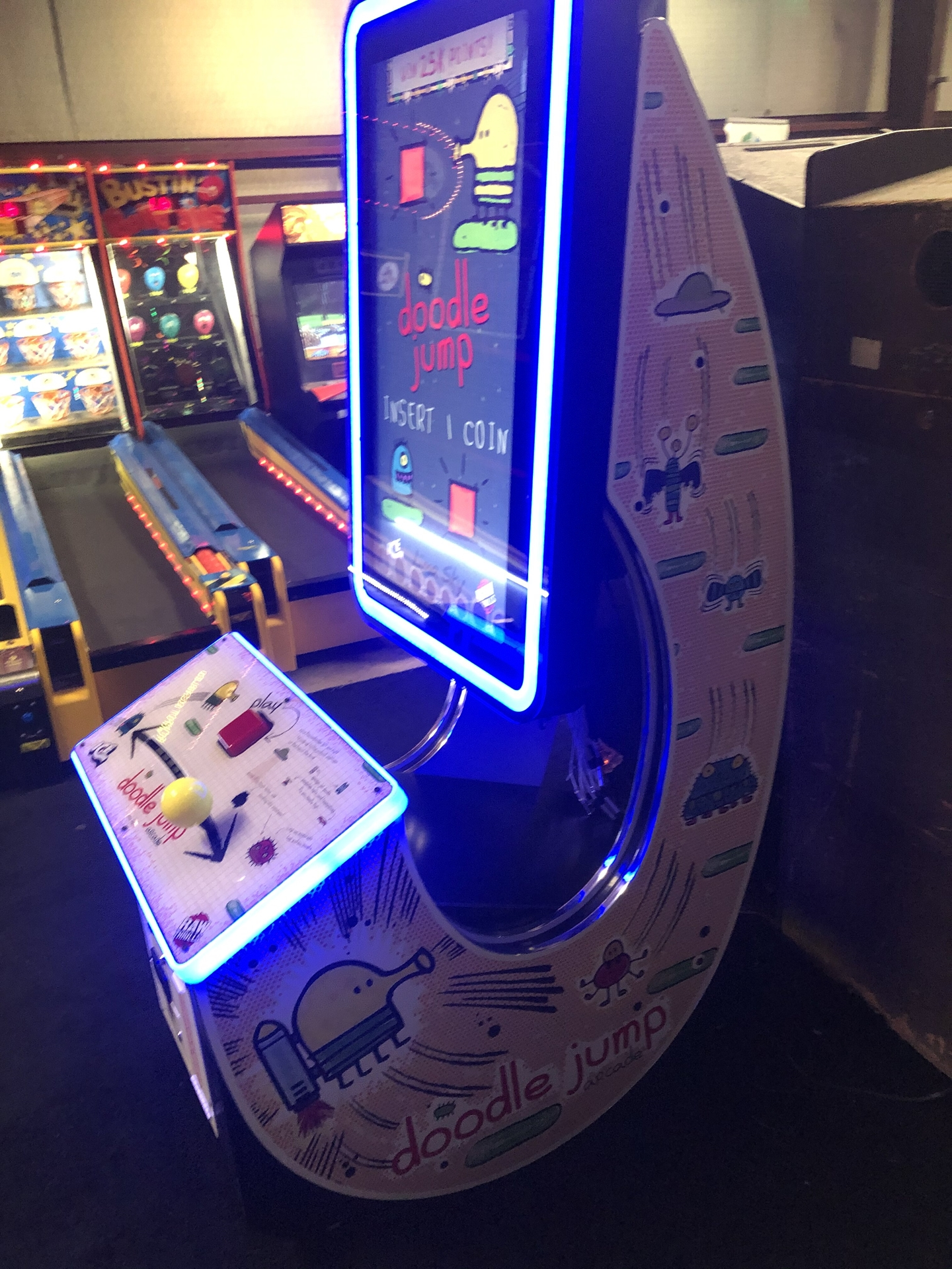 Picture of Doodle Jump Arcade