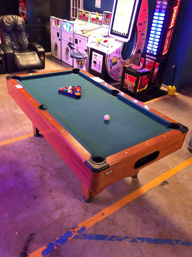 Picture of Pool Table
